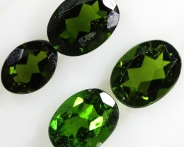 4.95 CTS CHROME DIOPSIDE  PARCEL- RICH GREEN [STS992]