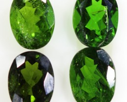 4.65 CTS CHROME DIOPSIDE  PARCEL- RICH GREEN [STS995]