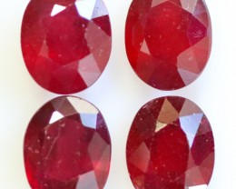 10.20 CTS BRIGHT AFRICAN SPECIAL RUBY PARCEL -  [STS1008]