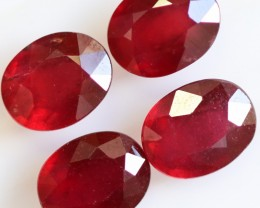 11.15 CTS BRIGHT AFRICAN SPECIAL RUBY PARCEL -  [STS1011]