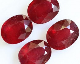 10.45 CTS BRIGHT AFRICAN SPECIAL RUBY PARCEL -  [STS1013]