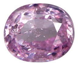 1.08 ct Natural Beautiful Pink Sapphire Oval From Madagascar