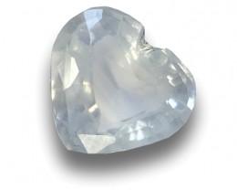 Natural White Sapphire|Loose Gemstone| Sri Lanka - New