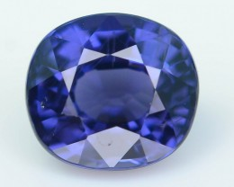 AAA Grade 1.16 ct Cobalt Blue Spinel Ceylon Unheated and Untreated SKU.2