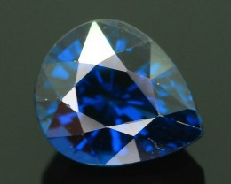 AAA Grade 1.24 ct Cobalt Blue Spinel Ceylon Unheated and Untreated SKU.2