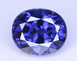 AAA Grade 1.31 ct Cobalt Blue Spinel Ceylon Unheated and Untreated SKU.2