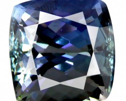 Natural Tanzanite – 8.07 ct. - GIL Certificate Unheated