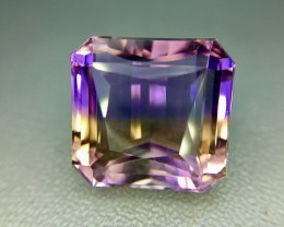 15.50 Crt Natural Top Quality Ametrine AAA Faceted Gemstone