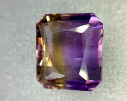 13.80 Crt Natural Top Quality Ametrine AAA Faceted Gemstone