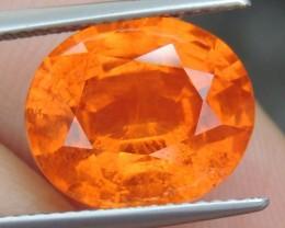 8.73cts Fanta Spessartite,  Untreated Vivid Stone,  Clean