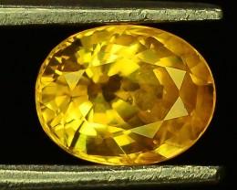 1.040 ct Natural Yellow Sapphire ~ Sri Lanka