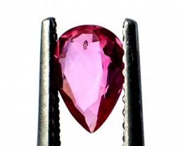 0.75CTS NATURAL CERTIFIED UNHEAT RUBY MOZAMBIQUE