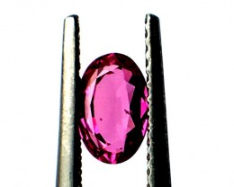 0.70CTS NATURAL CERTIFIED UNHEAT RUBY MOZAMBIQUE