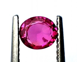 0.55CTS NATURAL CERTIFIED UNHEAT RUBY MOZAMBIQUE
