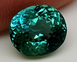 5.45 Crt Green spoduemen  Best Grade Gemstones JI 203
