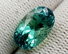 7 CT GREEN SPODUMENE TOP QUALITY GEMSTONES IGCGSPO45