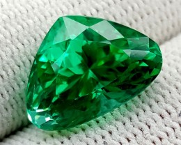 8.95 CT GREEN SPODUMENE TOP QUALITY GEMSTONES IGCGSPO68