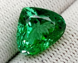 8.7 CT GREEN SPODUMENE TOP QUALITY GEMSTONES IGCGSPO71