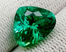 7 CT GREEN SPODUMENE TOP QUALITY GEMSTONES IGCGSPO74