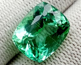 10.5 CT GREEN SPODUMENE TOP QUALITY GEMSTONES IGCGSPO76