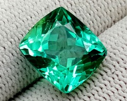 8 CT GREEN SPODUMENE TOP QUALITY GEMSTONES IGCGSPO79