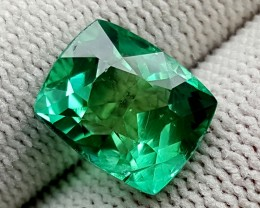 7 CT GREEN SPODUMENE TOP QUALITY GEMSTONES IGCGSPO80