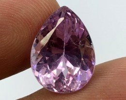10.5cts Kunzite very nice piece