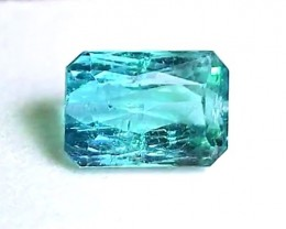 6.65 cts OCEAN BLUE TOURMALINE - HIGH END JEWELRY QUALITY