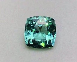 1.75 cts SPARKLY BLUE TOURMALINE - JEWELRY QUALITY
