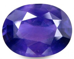 2.31 ct Natural Intense Beautiful Color Change Sapphire Srilanka