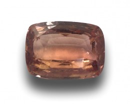 Natural Pinkish Orange Sapphire|Loose Gemstone| Sri Lanka - New