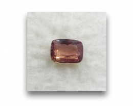 Natural Pinkish Orange Sapphire|Loose Gemstone| Sri Lanka - New