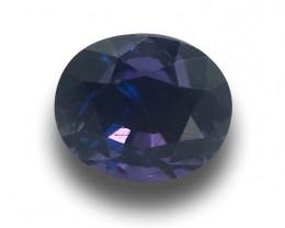Natural unheated violet sapphire |Loose Gemstone|New / Sri Lanka