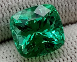 6.80CT GREEN SPODUMENE BEST QUALITY GEMSTONE IGC402