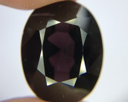 19.05 CT GIL CERTIFIED NATURAL PURPLE SPINEL HUGE SIZE GEMSTONE