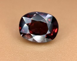 1.10 Crt Natural Red Spinel Faceted Gemstone (R 135)