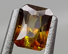 0.75Crt Color Change sphene  Best Grade Gemstones JI 204