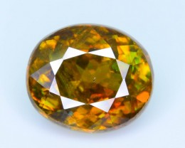 Top Color 3.14 ct Natural Sphene SKU.13