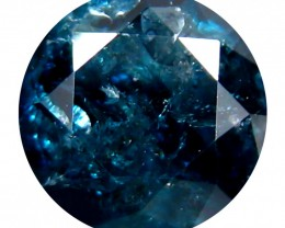Certified Blue Diamond - 1.01 ct Low Reserved Price