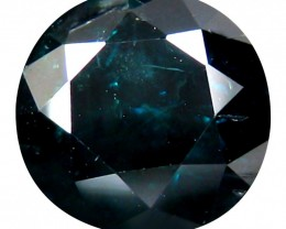 Certified Blue Diamond - 0.89 ct Low Reserved Price