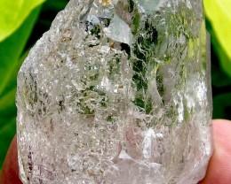 668.6ct Stunning Water Etched Crystal Clear Smoky Quartz Skardu Pakistan