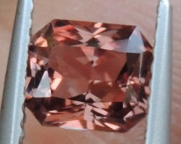 1.20cts Burmese Peach Spinel,  100% Untreated,