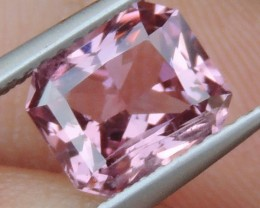 2.25cts Burma Pink Spinel,  100% Untreated, Calibrated