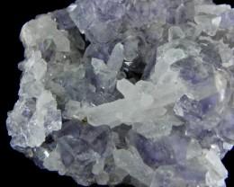 Very Rare Calcite with Quartz from Mexico list price $500.00
