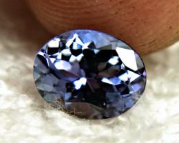 CERTIFIED - 1.93 Carat VVS/VS Blue African Tanzanite - Gorgeous