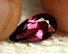 CERTIFIED - 2.58 Carat Purple Malawi VVS Garnet - Gorgeous