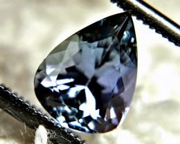 CERTIFIED - 1.76 Carat African VVS Tanzanite - Gorgeous