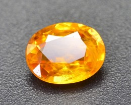 0.65 CT NATURAL TOP QUALITY YELLOW SAPPHIRE