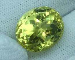 14.52 Ct Natural Lemon Quards Top Luster Good Quality Gemstone C4