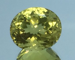 10.30 Ct Natural Lemon Quards Top Luster and Good Quality Gemstone C5